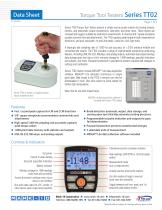 Torque Tool Testers Series TT02 - 1