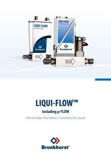 LIQUI-FLOW series L10/L20