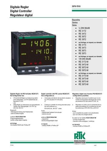 Process controller RE 3070