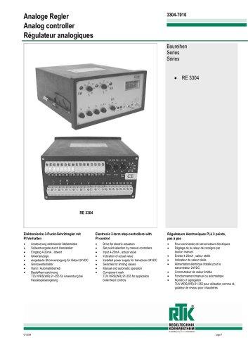 Process controller RE 3304