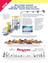 FLEXI-DISC Tubular Cable Conveyors