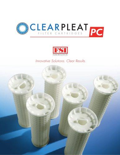 ClearPleat PC Brochure