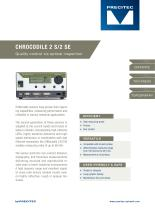 CHRocodile 2 S/ 2 SE  - non-contact surface and thickness measurements