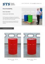 Lever Bars-Drum Suitability Document