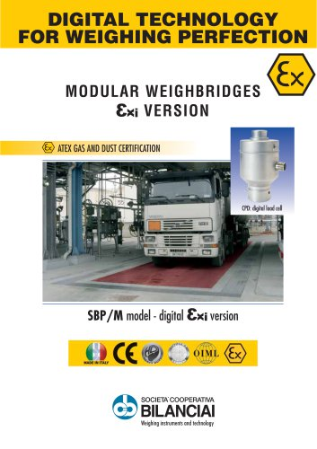 Modular Weighbridges Exi Version