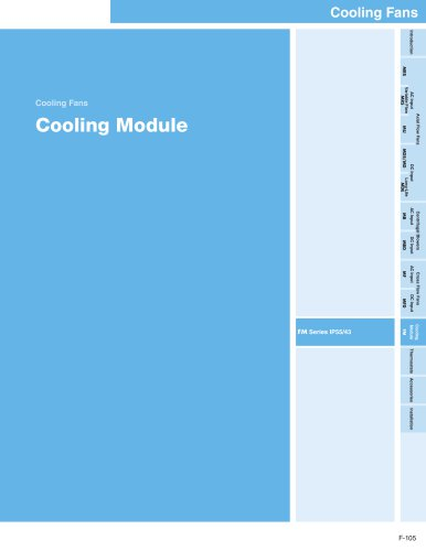 Cooling Module
