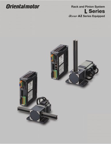 Rack and Pinion System L Series