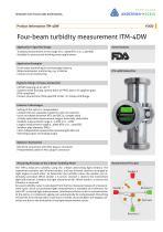 ITM-4DW Turbidity Sensors