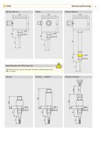 TFP-42, -52, -62, -162, -182 Temperature Sensor with M12 hygienic - 4