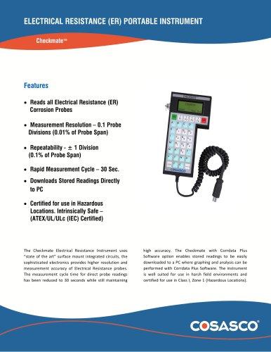 ELECTRICAL RESISTANCE (ER) PORTABLE INSTRUMENT