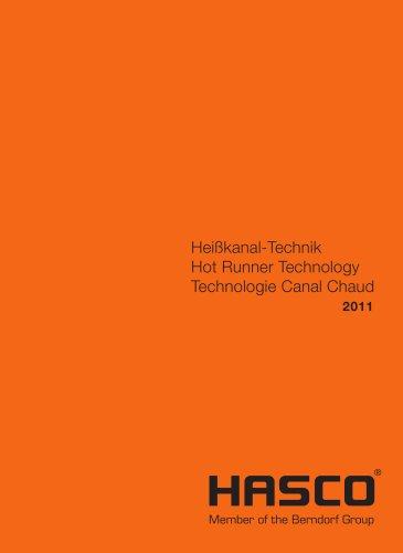 Heißkanal-Technik Katalog - HASCO - PDF Catalogs | Technical