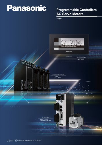 Programmable Controllers AC Servo Motors