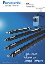 Pulse AC Method Area Ionizer ER-X 2012