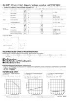 AQS High Capacity Voltage Sensitive Catalog - 2