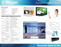 D-Imager Catalog - 1