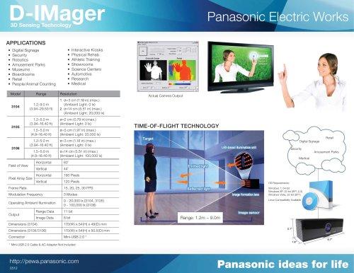 D-Imager Catalog