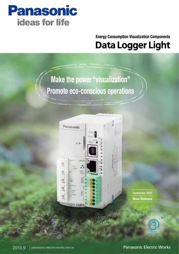 Data Logger Light Catalog