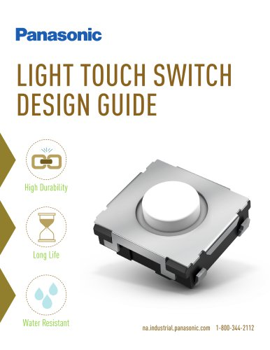 Light touch switch