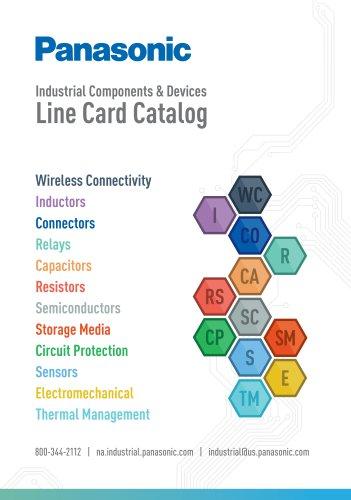 Line Card Catalog