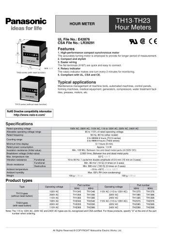 th-meter-catalog