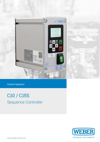 Controller for Feeding Systems - C10/15/S
