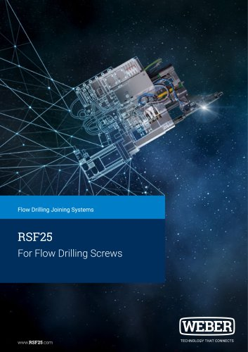 Robot-Assisted Flow Drilling Joining System - RSF25