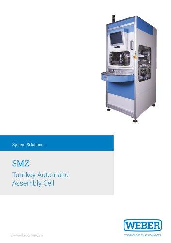 Turnkey Automatic Assembly Cell - SMZ