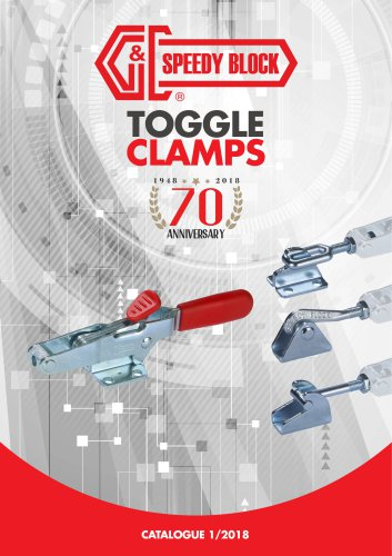 TOGGLE CLAMPS - 2018
