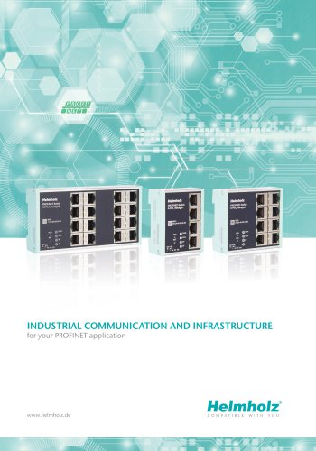 PROFINET product overview