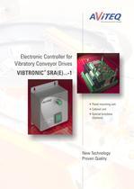 Electronic controllers SRA(E) - 1