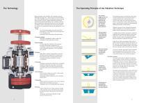 Unbalanced motors UV - 3