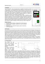 VIBTRONIC® controllers SFA 06 - 4