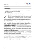 VIBTRONIC® controllers SFA 06 - 9