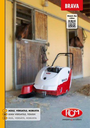 Sweeper BRAVA