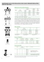 Compressed Air Conditioning and Accessories - 8