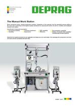 Manual Work Stations - 1