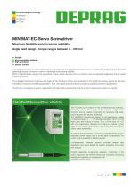 MINIMAT-EC-Servo Screwdriver - 1