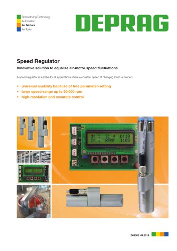 Speed Regulator