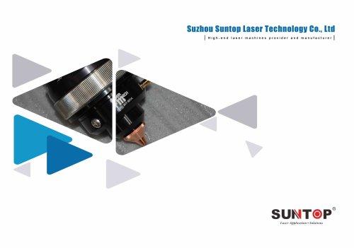 SUNTOP laser machine's E-catalog