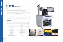 SUNTOP/UV laser marking machine