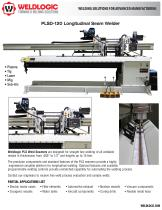 PLS-120 Automatic Welding System