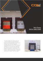 Dock Shelters for loading dock
