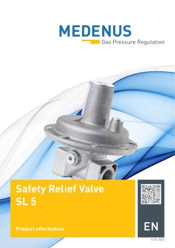 Safety Relief Valve SL5