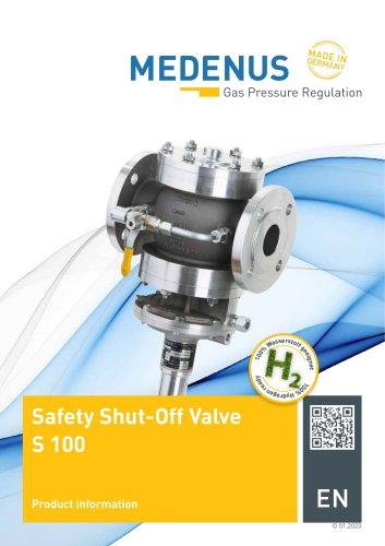 Safety shut-off valve - S 100