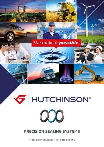 Hutchinson O-Ring Division