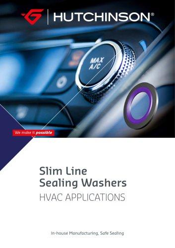 Slim Line Sealing Washers