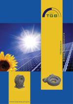 Solar Slewing Drives