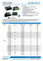 85~305VAC Wide Input Voltage LH(05-25)-13Bxx - 1