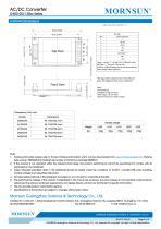 85~305VAC Wide Input Voltage LH(05-25)-13Bxx - 9