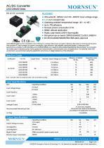 AC/DC Converter LD03-23BxxR2 - 1